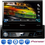 Dvd Pioneer Retratil Avh-x7780tv Tv Digital 1 Din 7 Usb