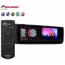 Toca Dvd Player Automotivo Pioneer Dvh-7880av Usb Aux 3 Pol
