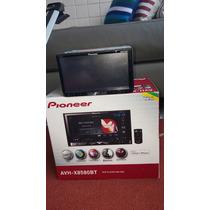 Vendo Som Pionner Novo, Com Tv E Dvd Completo!