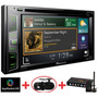 Dvd Pioneer 2din Avh-x2780 Bt Camera Ré + Receptor Tv 2015