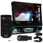 Dvd Pioneer Retratil Avhx7780 C/ Tv Digital + Pen Drive 8 Gb