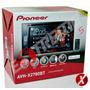 Dvd Pioneer 2din Avh-x2780bt + Moldura 2-din Preta Vw Gol G6