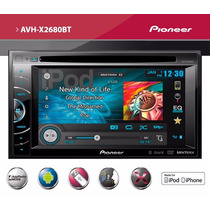 Dvd Player Pioneer Avh-x2680bt Com Bluetooth Android Iphone