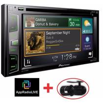 Dvd Player Pioneer Avh-x1680dvd Mixtrax 2din + Lançamento