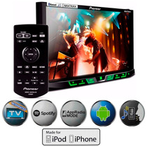 Dvd Automotivo 2din Pioneer Avh-x5880tv Tv Digital Bluetooth