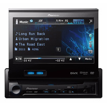 Dvd Pioneer Avh-5450dvd Led Tela 7 Touch Usb Rds A4507