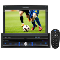 Dvd Positron Sp6700dtv Tela De 7 E Tv Digital