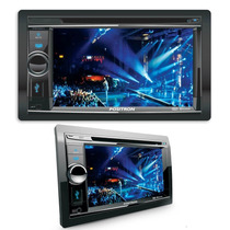 Dvd Player Carro Multimdia Pósitron Sp8700dtv Bluetooth Usb