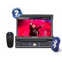 Dvd Para Carro Positron Retratil Sp6320bt C/ Bluetooth