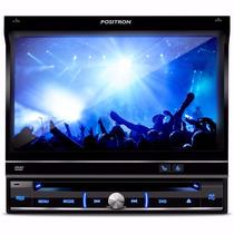 Cd Dvd Radio Positron Sp6111 C/ Usb Sd Tela Touch E Controle