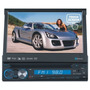 Dvd Roadstar Retrátil 7¨ Touch Bluetooth