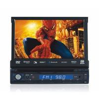 Dvd Player Tela Retratil 7 Roadstar Rs-7920isdb Usb A4866
