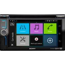Dvd Automotivo Sony Xav 602 Bt 2din Novo 6.1 Polegadas