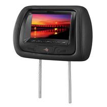 Encosto De Cabeça (tela Lcd 7 ) Com Touch E Ir (tm706)