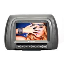 Encosto Cabeca Booster Bm 7600 Pl Tela 7 Touch Sem Leitor