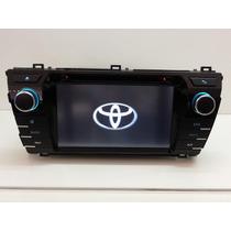 Central Multimídia New Corolla 2015 Toyota Tv Gps