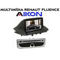 Central Multimídia Renaut Fluence Aikon Original 2007/2013