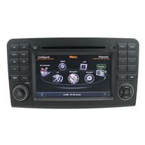 Central Multimídia Mercedes Ml350 2005 A 2012 Dvd Gps Tv Usb