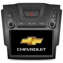 Central Multimídia Android Chevrolet S10 2013 Aikon Wifi 3g