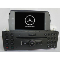 Central Multimídia Mercedes Benz C180 C200 C230 2007 A 2011