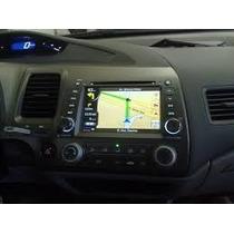 Central Multimidia Honda Civic , M1 Com Garantia (novo)
