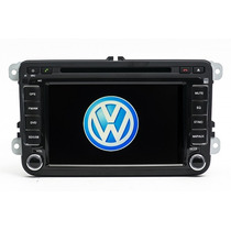 Central Multimídia Volkswagen Jetta Tiguan Amarok Passat
