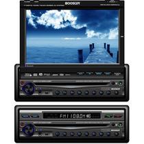 Dvd Player Booster 9750 Retrátil 7 Touch Tv Bluetooth Gps