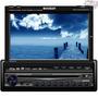 Dvd Player Booster 9750 Tela 7 Retrátil Touch Tv Bluetooth