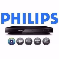 Dvd Player Philips Dvp2850x/78 Usb Divx Novo Lacrado 127v