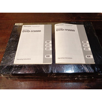 Player Pionner Cd Dvd V5000 C/ Porta Rs232 Profissional