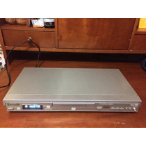 Dvd/cd-player Dvd-s27 Panasonic - Defeito!