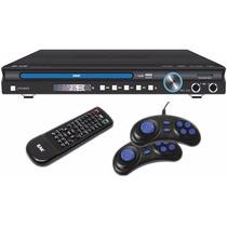 Dvd Player Bak Bk-dvd-46gs Ubs - Sd - Karaoke - Game