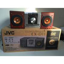 Micro System Audio Video Jvc Ex-d11