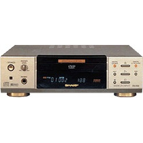Dvd Sharp Modelo: Dv550 (japan)