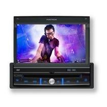 Dvd Player Positron Tela 7 Retrátil Usb/ Mp3