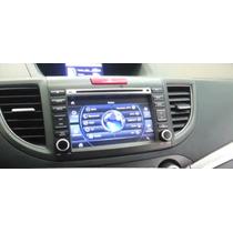 Central Multimídia Dvd Gps Honda Crv 2012 Caska Completo