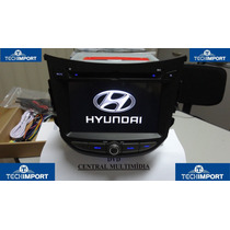 Central Multimidia P/ Hyundai Hb20 C/ Gps Tv Dig Sd Bt Etc