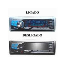 Frente Do Radio B.buster Bb-8000 Dvd Torro 50,00 Novinha