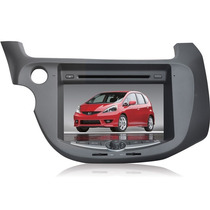 Central Multimídia Hbo 8810ho Hbuster Honda New Fit