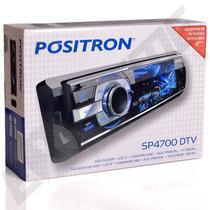 Dvd Player Positron Sp4700 Dtv Tela 3