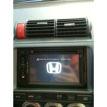 Central Multimídia Fit 2003 À 2008 Old Fit Honda