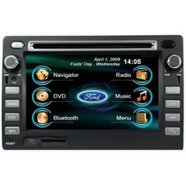 Kit Central Multimídia Ecosport Fiesta Ford Dvd Tv Gps