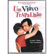 Dvd Um Viuvo Trapalhão Walter Matthau Oferta