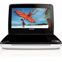 Dvd Portátil Philips Pd9030 Tela 9 Usb Controle Remoto Divx