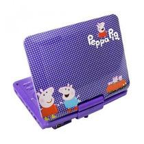 Dvd Player Portátil Disney Peppa Pig Jogos/tv/usb Tela 7