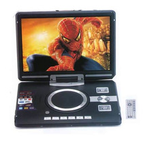 Dvd Portatil Bak 15 Polegas Gir. Tv Divx Mp3 Sd Game