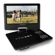 Dvd Portatil Powerpack 9328 + Jogos + Transmissor Fm + Tv