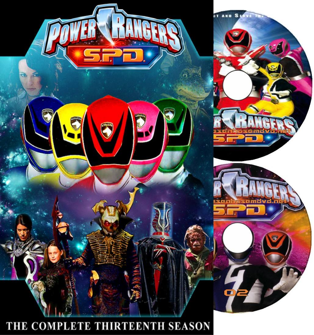 power rangers spd dvd collection pictures to pin on. Black Bedroom Furniture Sets. Home Design Ideas