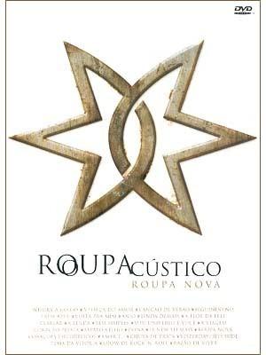 Dvd - Roupa Nova Roupa Acustico