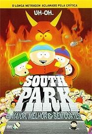 Dvd South Park - Maior ,melhor E Sem Cortes